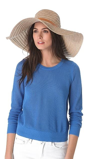 Rag & Bone Braided Beach Hat