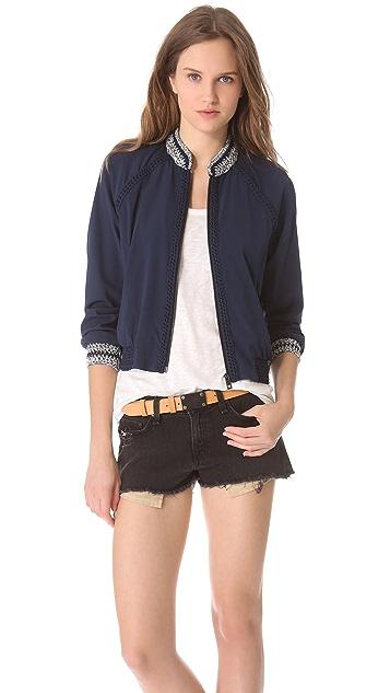 Rag & Bone Astrid Blouson Jacket