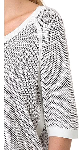 Rag & Bone Diem Oversized Pullover