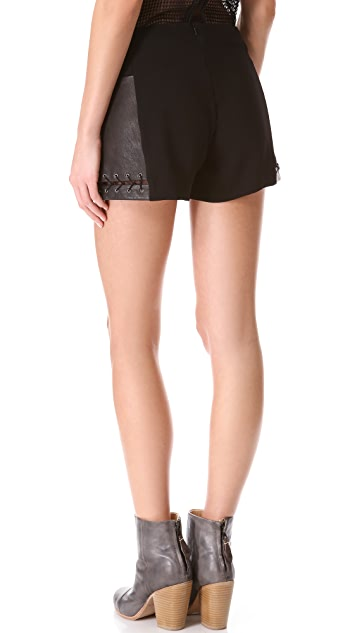Rag & Bone Darlene Shorts