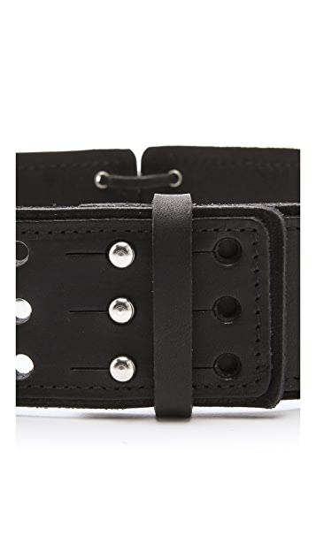 Rag & Bone 4 Panel Belt