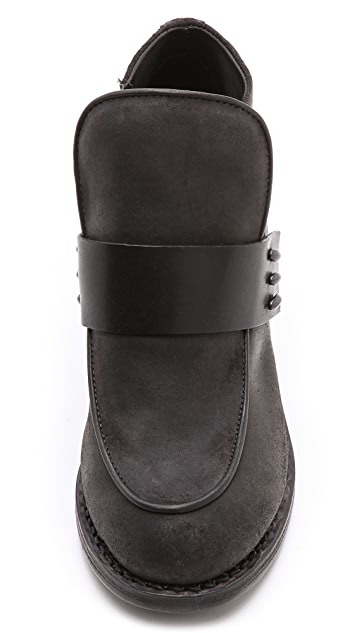 Rag & Bone Lytton Loafer Booties