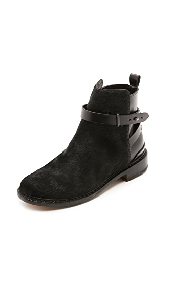 Rag & Bone Driscoll Haircalf Booties