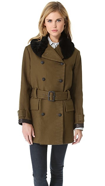 Rag & Bone Falcon Pea Coat
