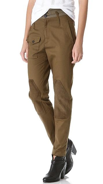 Rag & Bone Trench Trousers