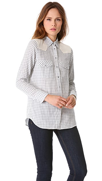 Rag & Bone Western Shirt