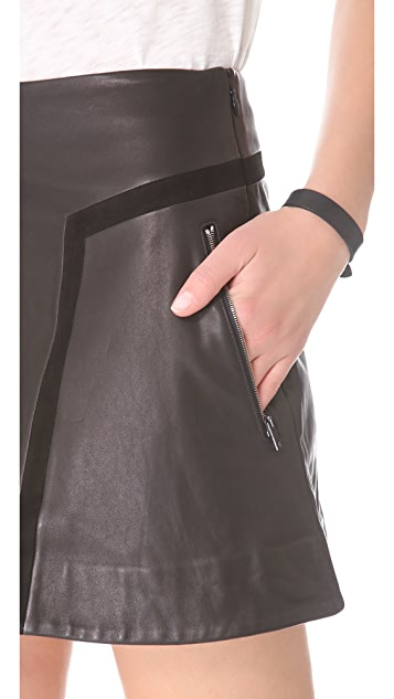 Rag & Bone Louise Skirt