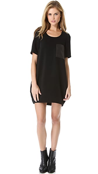 Rag & Bone T-Shirt Dress