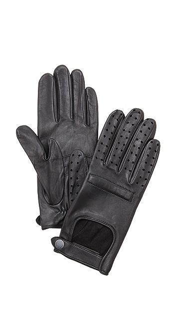 Rag & Bone Racer Gloves