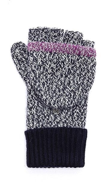 Rag & Bone Claire Fingerless Gloves