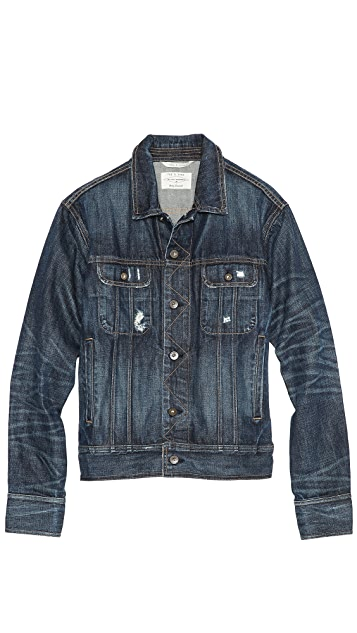 Rag & Bone Sheffield Denim Jacket