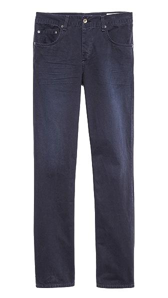 Rag & Bone RB15X Brushed Twill Jeans