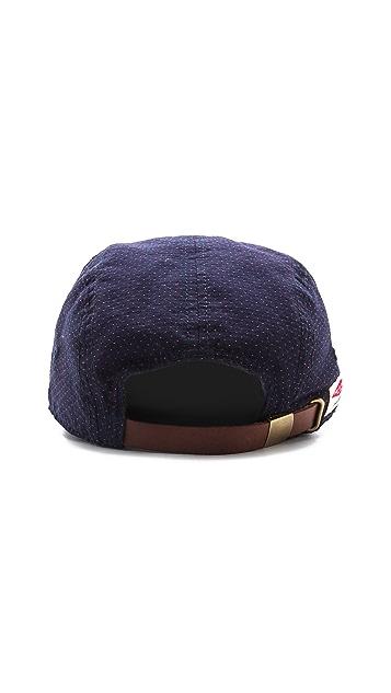 Rag & Bone 5 Panel Adjustable Baseball Cap