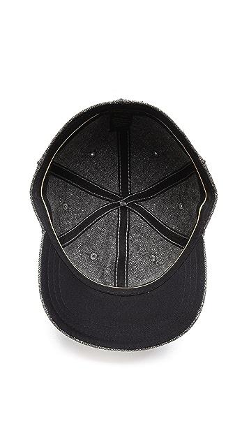 Rag & Bone Old School Donegal Baseball Cap