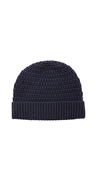 Rag & Bone Gavin Rack Stitch Beanie