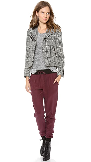 Rag & Bone Silk Track Pants