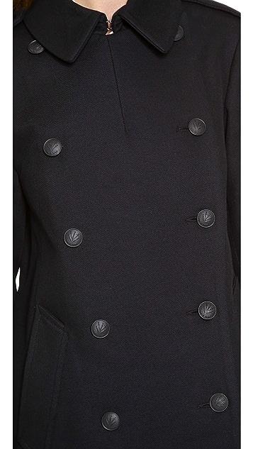 Rag & Bone Moss Coat