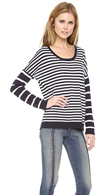 Rag & Bone Gigi Oversized Pullover Sweater