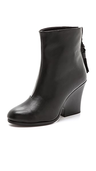 Rag & Bone Tacita Modified Wedge Booties