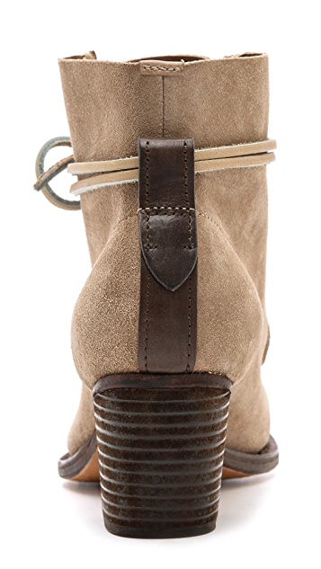 Rag & Bone Piper Suede Booties