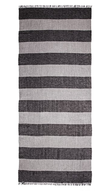 Rag & Bone Eldon Stripe Scarf