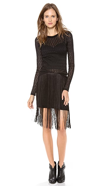 Rag & Bone Grace Lace Top