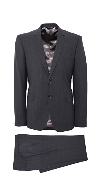 Rag & Bone Slim Fit Suit