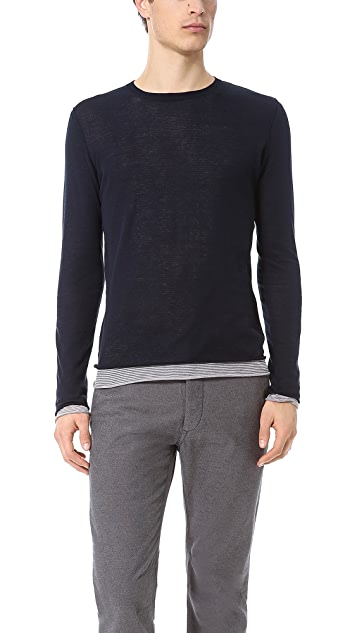 Rag & Bone Evan Crew T-Shirt