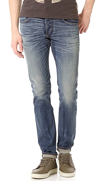 Rag & Bone RB23X Slim Fit Jeans