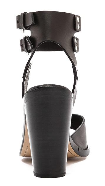 Rag & Bone Tulsa Peep Toe Sandals