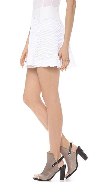 Rag & Bone Basha Flare Skirt