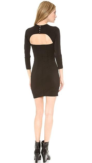 Rag & Bone Allison Open Back Dress