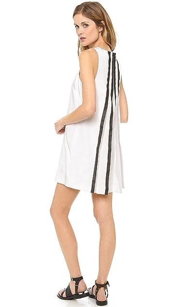 Rag & Bone Nora Pleat Back Dress