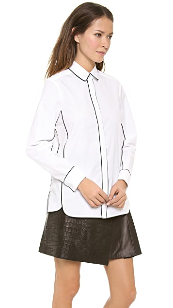Rag & Bone Berry Shirt