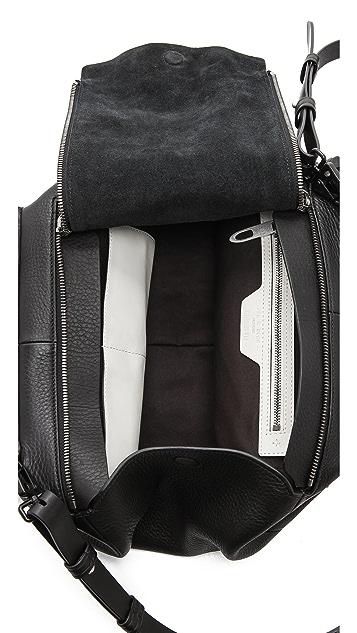 Rag & Bone Bradbury Box Duffel Bag