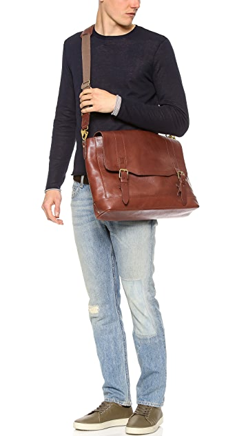 Rag & Bone Rugged Messenger Bag