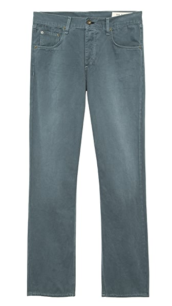 Rag & Bone RB15X Slim Straight Jeans