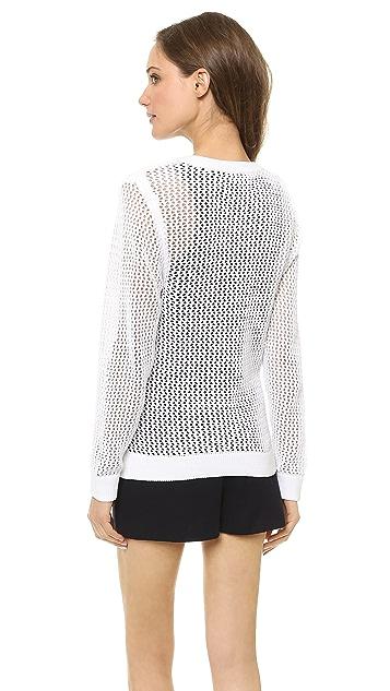 Rag & Bone Connie V Neck Sweater