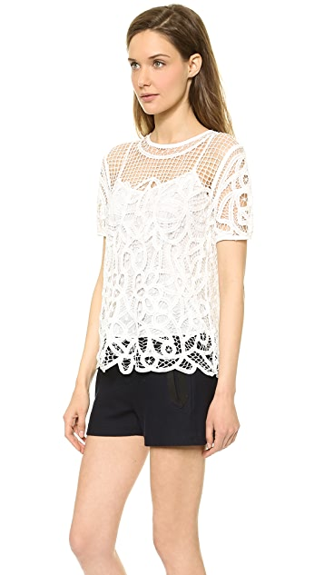 Rag & Bone Nancy Blouse