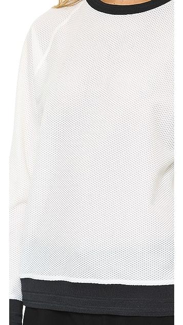 Rag & Bone Classic Racer Sweatshirt