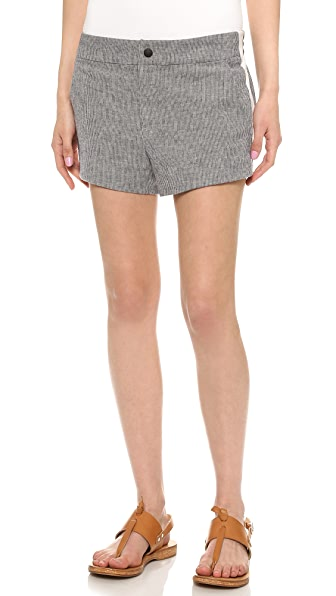 Rag & Bone Nesi Stripe Shorts