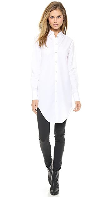Rag & Bone Nightingale Button Down Shirt