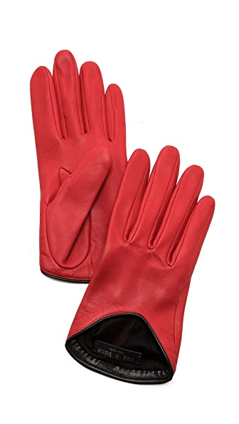 Rag & Bone Moto Gloves