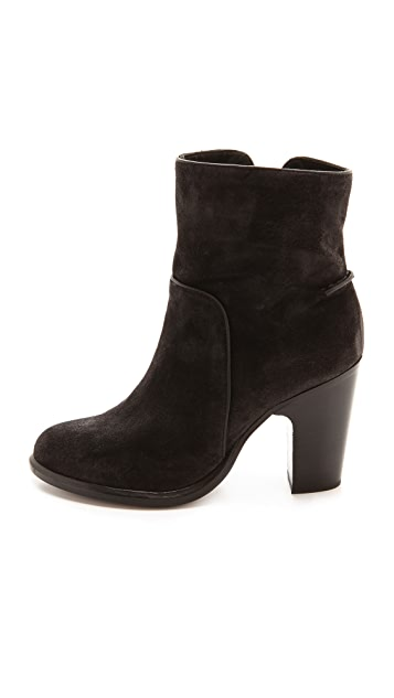 Rag & Bone Grayson Suede Booties