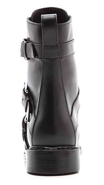 Rag & Bone Hudson Buckle Boots