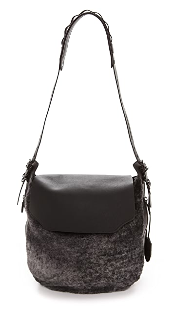 Rag & Bone Bradbury Flap Hobo Bag
