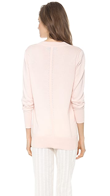 Rag & Bone Casey V Neck Sweater