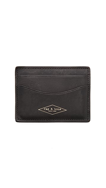 Rag & Bone Hampshire Card Case