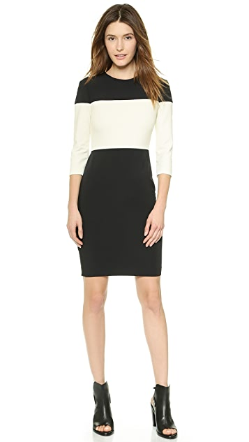 Rag & Bone Carola Colorblock Dress