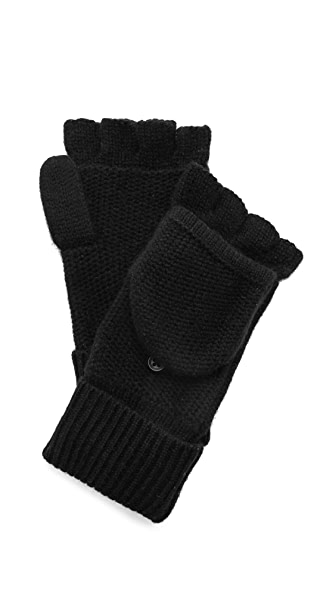 Rag & Bone Keighley Fingerless Gloves